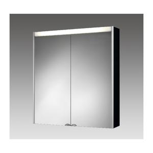 JOKEY DekorALU LS černá zrcadlová skříňka hliníková 124612020-0700 124612020-0700