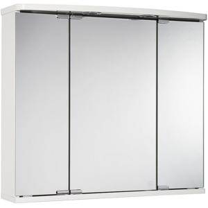 JOKEY Doro LED bílá zrcadlová skříňka MDF 111913520-0110 111913520-0110