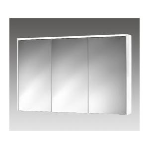 JOKEY KHX 120 dřevěný dekor-bílá zrcadlová skříňka MDF 251013220-0111 251013220-0111
