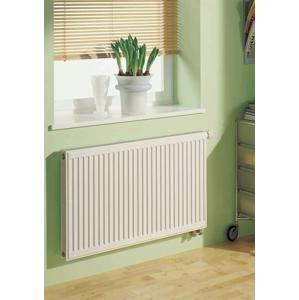 Kermi radiátor Profil bílá V10 900 x 900 Pravý FTV100900901R1K