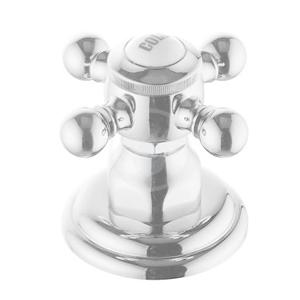 KLUDI Adlon Stojánkový dvoucestný ventil, chrom 518480520