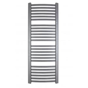 Koupelnový radiátor RETTO 412 × 1436 mm, výkon 530 W, Bílé RADRET401435