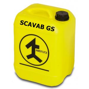 Leštící prostředek do myček nádobí Amstutz Scavab GS 5 kg EG436