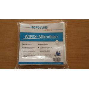 Mikrofázové utěrky bílé Nordvlies 110445 5 ks v balení, 40x38 cm, 5 ks EG543
