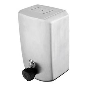 NIMCO Hygienický program Zásobník na tekuté mýdlo-broušená nerez HPM 9231-10 HPM 9231-10