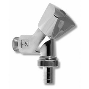 """Novaservis pračkový šikmý ventil se zpětnou klapkou 1/2""""x3/4"""" SC1735"""