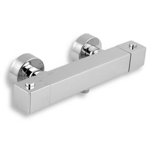 NOVASERVIS Sprchová termostatická baterie 150mm bez příslušenství chrom 2860/1,0