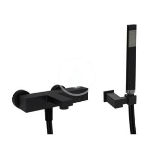 PAFFONI Elle Vanová baterie s příslušenstvím, matná černá EL023NO