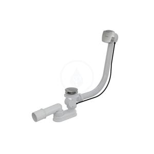 RAVAK Odtokové systémy Vanová odtoková a přepadová souprava, délka 570 mm, bowden, chrom X01507