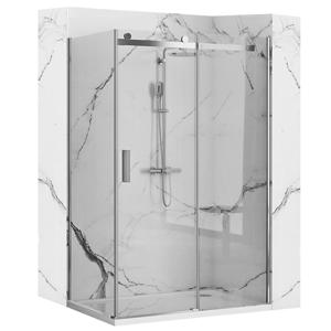 REA/SET Sprchový kout Nixon 80x150 PRAVÝ KPL-00413P