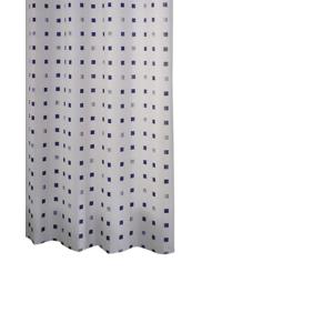 RIDDER DOMINO sprchový závěs 180x200cm, polyester 41313