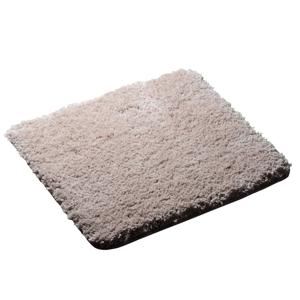 RIDDER SOFTY předložka 55x50cm s protiskluzem, polyester mikrovlákno, béžová 745809