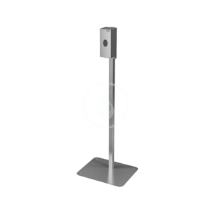 SANELA Nerezové dávkovače Automatický dávkovač se stojanem, objem 0,85 l SLZN 71ESB