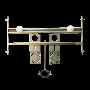 Sanela SLR 04 Rám určený do sádrokartonových konstrukcí pro umyvadla SL 08040