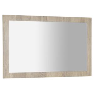 SAPHO AMIA zrcadlo v rámu 1200x800x28mm, dub Texas AM800