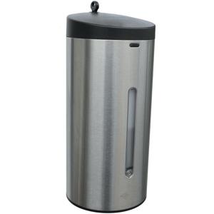SAPHO Bezdotykový dávkovač tekutého mýdla 650 ml, nerez SE071