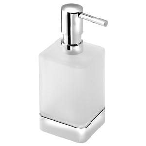 SAPHO EVEREST II dávkovač mýdla na postavení, chrom 1313-45