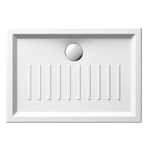 Sapho GSI Keramická sprchová vanička, obdélník 70x100x6 cm, bílá 358911