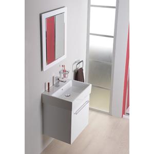 SAPHO Koupelnový set NATY 50, bílá KSET-008