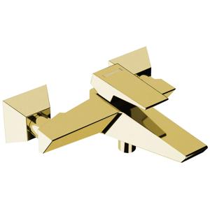 SAPHO MORADA nástěnná vanová baterie, zlato MR10ZL