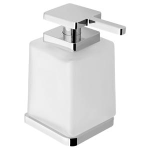 SAPHO OLYMP dávkovač mýdla, chrom 1321-78