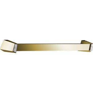 SAPHO SOUL CRYSTAL držák ručníků 300 mm, zlato 164981