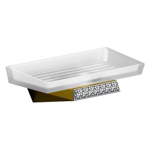 SAPHO SOUL CRYSTAL mýdlenka, zlato 165025