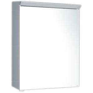 SAPHO TOBI galerka s LED osvětlením, 60x73x17cm, bezdotykový senzor, bílá TB061