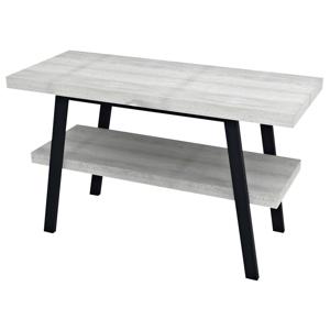 SAPHO TWIGA umyvadlový stolek 110x72x50 cm, dub starobílý VC453-110-5