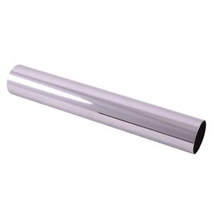 SLEZAK-RAV Prodloužení k umyvadlovému sifonu boční část chrom, Barva: chrom, Rozměr: 40 cm MD0691-40