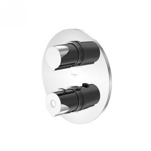 STEINBERG Podomítková termostatická baterie 3-cestná /bez montážního tělesa/, chrom 100 4123 1