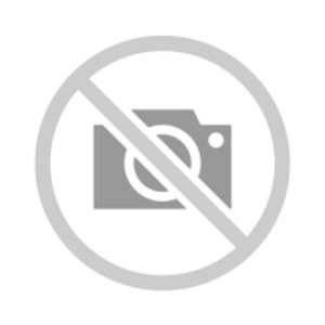 TRES Jednopáková sprchová baterieRuční sprcha s nastavitelným držákem, proti usaz. vod. kamene. Flexi hadice SATIN. 20216701OM