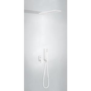 TRES Podomítkový jednopákový sprchový set s uzávěrem a regulací průtoku.· Včetně podomítkového 21198092BM